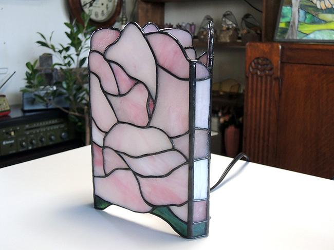 薇の行燈(あんどん)ピンク系