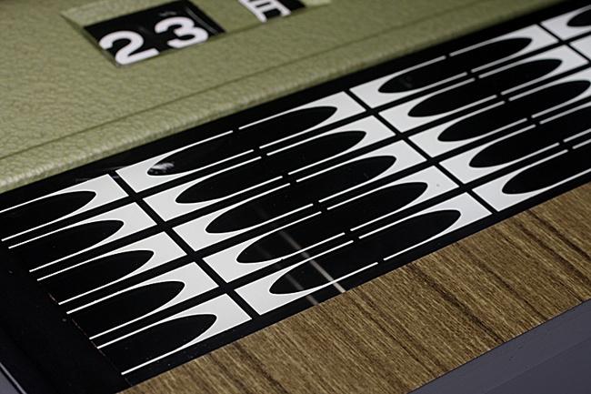 SEIKO(セイコー)製 30DAY/4PL カレンダー レトロ柱時計|ゼンマイ式画像