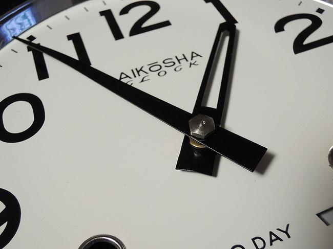 レトロ柱時計 AIKOSHA(愛工舎)製30 Day入荷