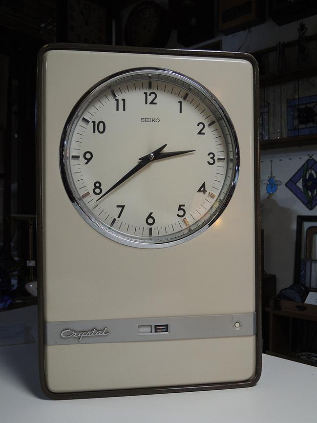 セイコーSEIKO・学校用の時計(親機)