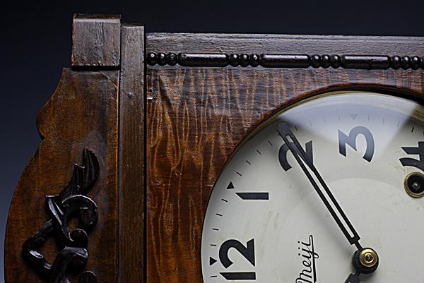 レトロ柱時計 Amieseアミーゼ