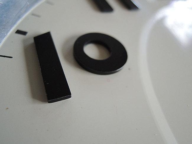 AICHITOKEI(愛知時計)SuperEight 30DAY レトロ柱時計文字盤