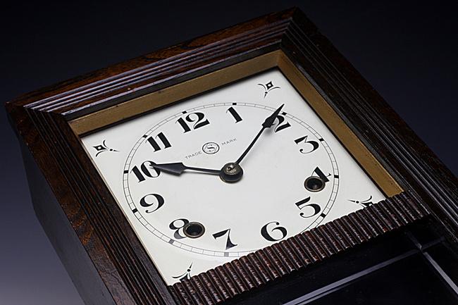 SEIKOSHA(精工舎)製 レトロ柱時計|ゼンマイ式ボンボン時計