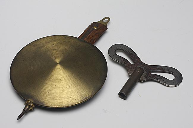 SEIKOSHA(精工舎)製 レトロ柱時計|振り子とネジ