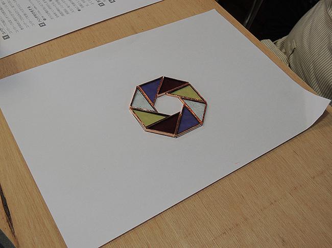 アミーゼ・ステンドグラス手作り教室