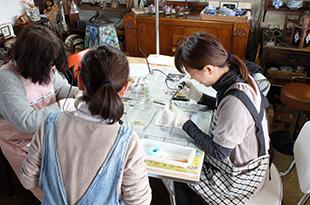 手づくり体験教室のイメージ