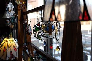 ステンドグラスの雑貨のイメージ