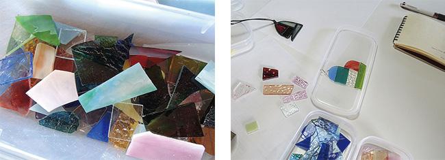 ステンドグラス手作り体験教室・ワークショップ制作キット