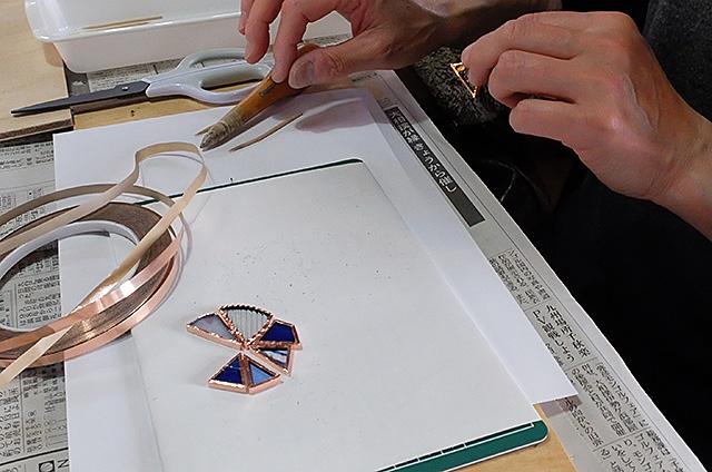 ステンドグラス製作・体験教室新潟市