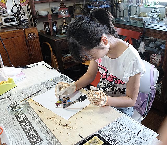 新潟市秋葉区・夏休み自由工作親子体験会20160807-06-1