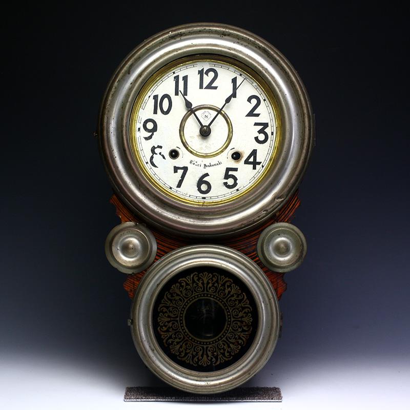 Amieseアミーゼ-精工舎(SEIKOSHA)ダルマ時計