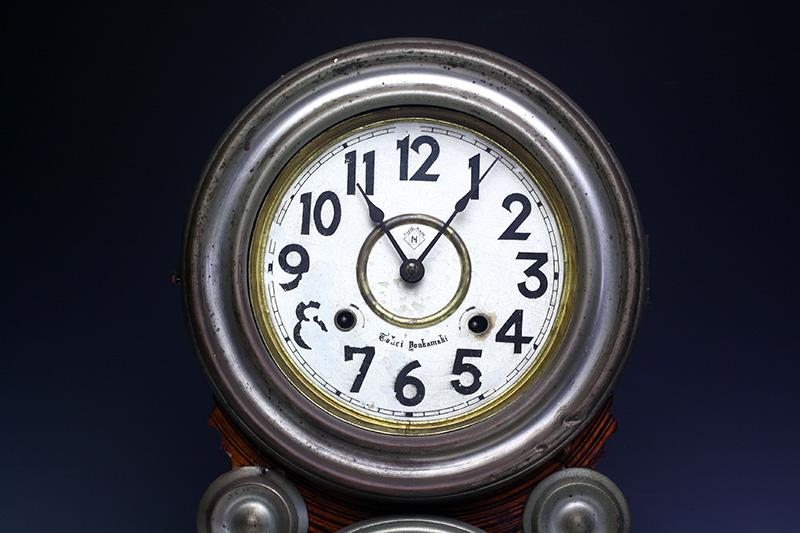新潟市秋葉区-精工舎(SEIKOSHA)ダルマ時計