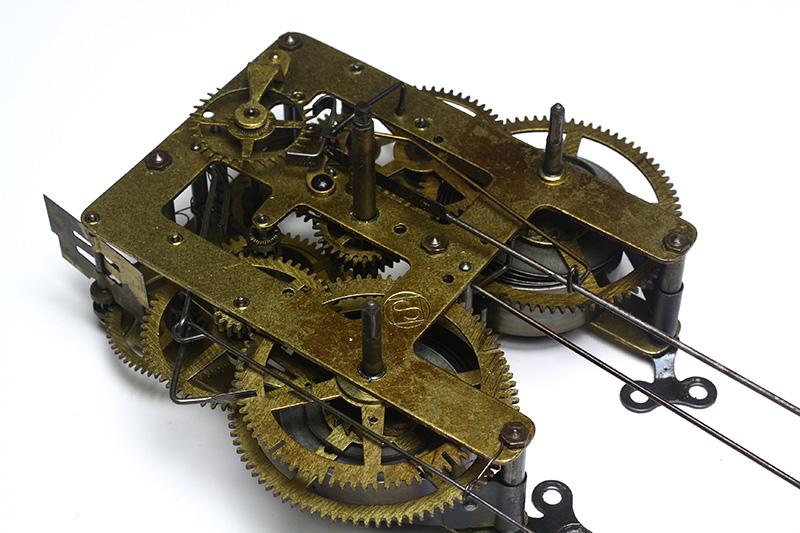 新潟市秋葉区-Amieseアミーゼ-精工舎(SEIKOSHA)ダルマ時計