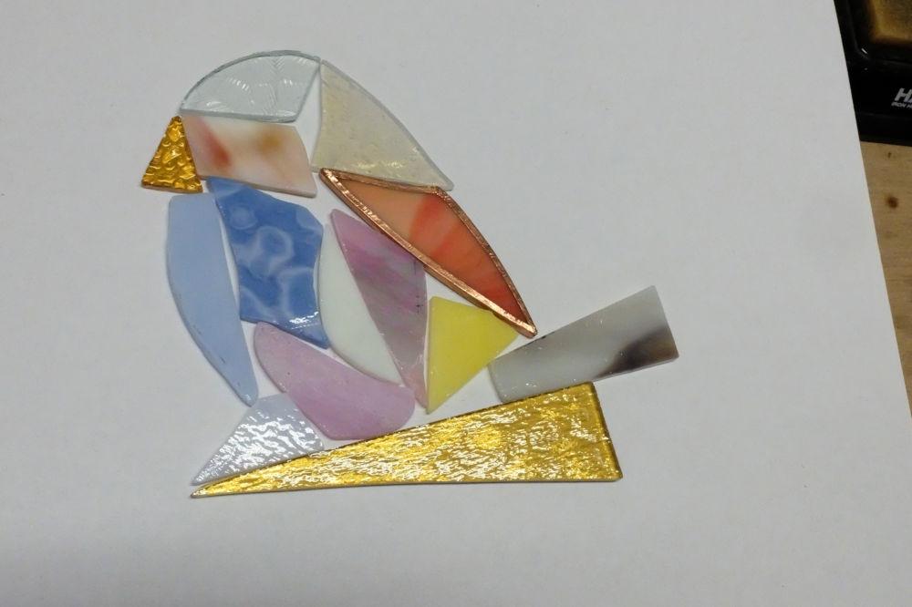 新潟市のステンドグラス教室 Amiese(アミーゼ)手づくり工房| 教室、1日体験04