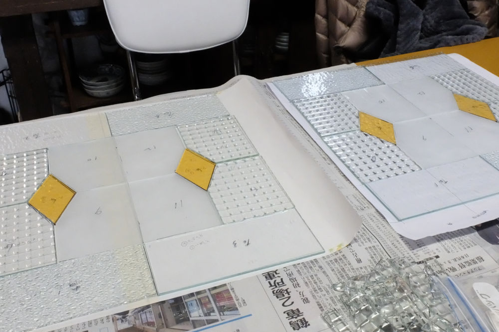 新潟市のステンドグラス教室 Amiese(アミーゼ)手づくり工房| 教室、1日体験02