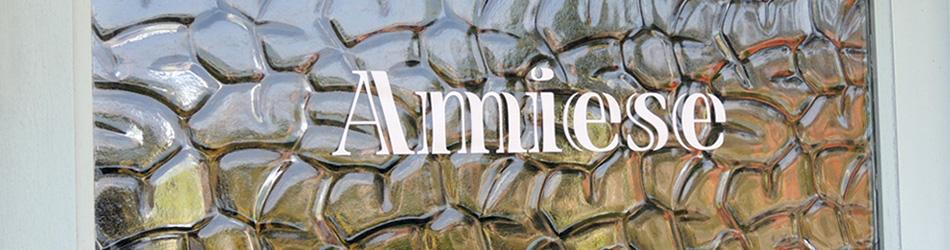 Amiese(アミーゼ)ステンドグラス雑貨・制作体験教室・新潟市秋葉区古津
